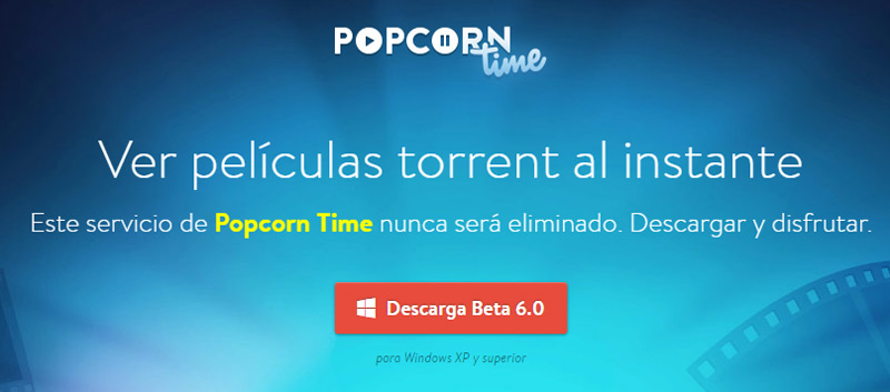 Porcorn-time.to (Getpopcorntime.is)