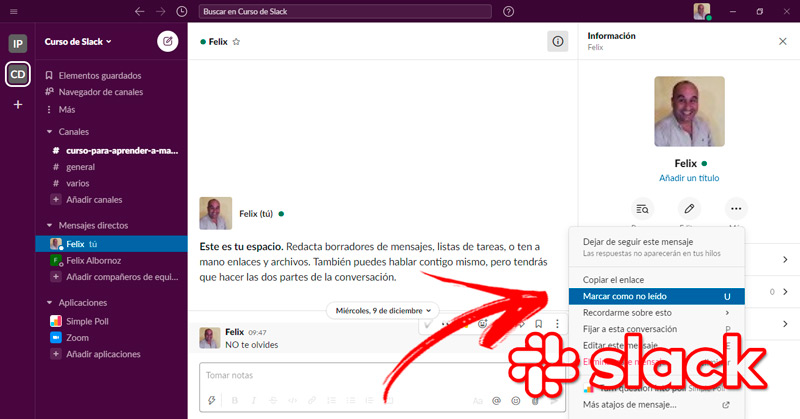Learn step by step how to mark messages as unread in Slack quickly and easily