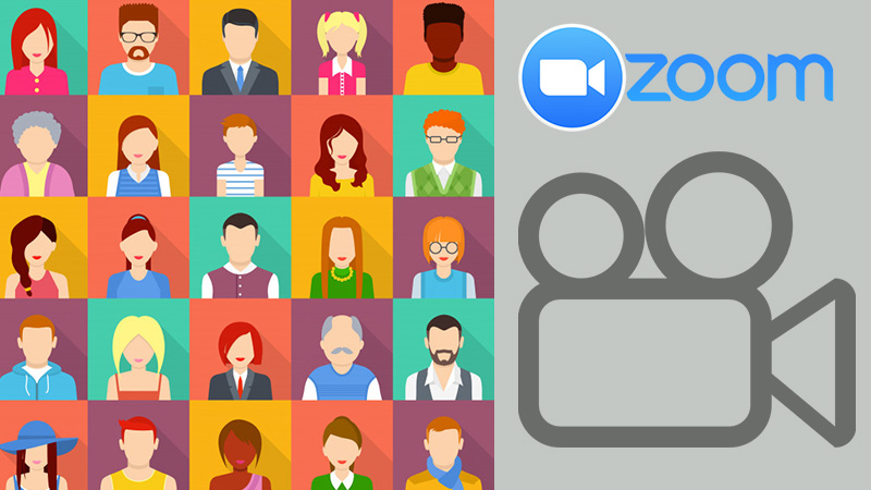 Video calling by Zoom