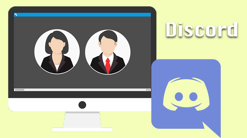 Video calling by Discord