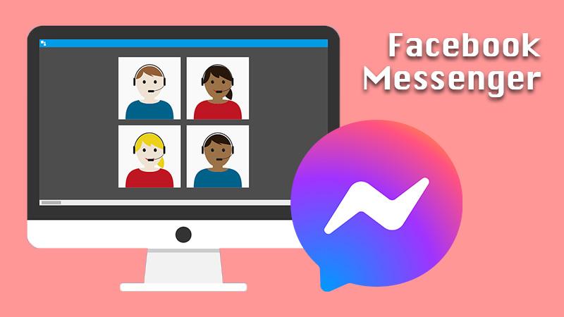 Video calls by Facebook Messenger