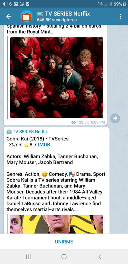 TV Series Netflix