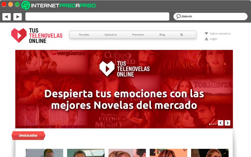 Your telenovelas online