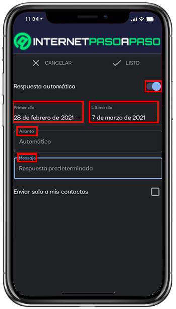 Mobile Auto Answer configured