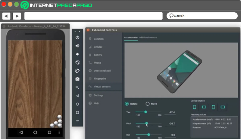Android Virtual Device (AVD) / Android Studio