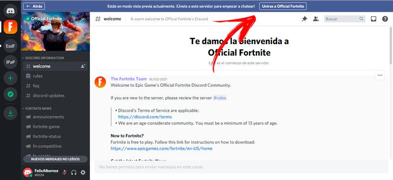 Official Fortnite