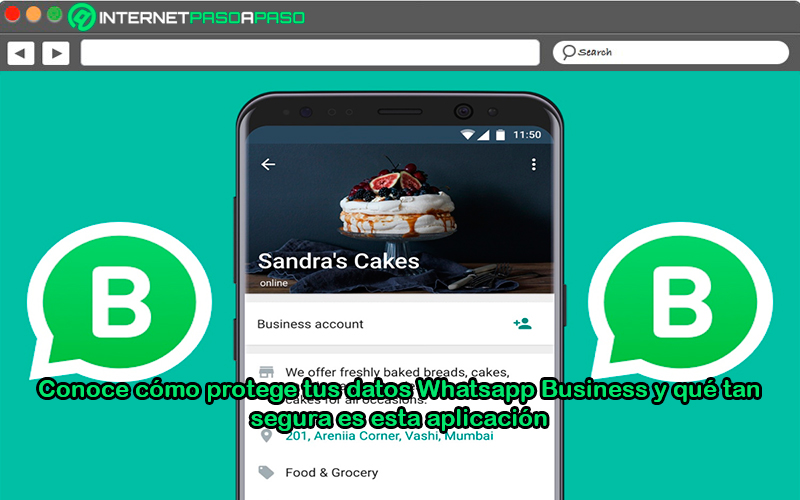 Learn how WhatsApp Business protects your data and how safe this application is