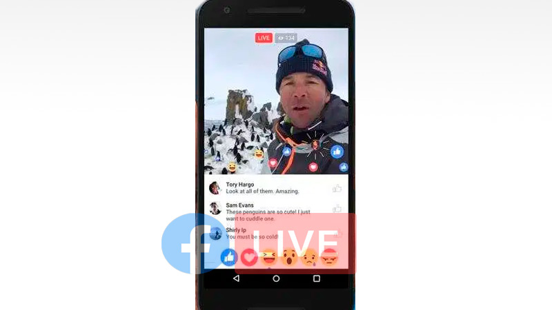 Learn step by step how to add your FB Live tab to your Facebook page from any device