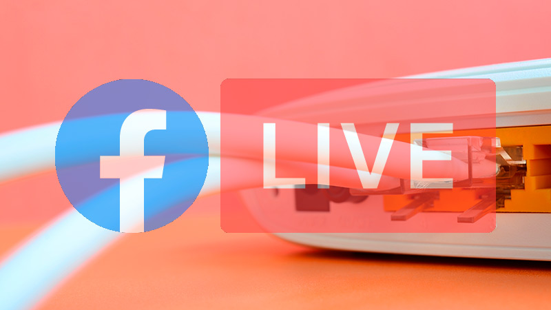 Learn step by step how to reduce data consumption in your Facebook Live transmissions