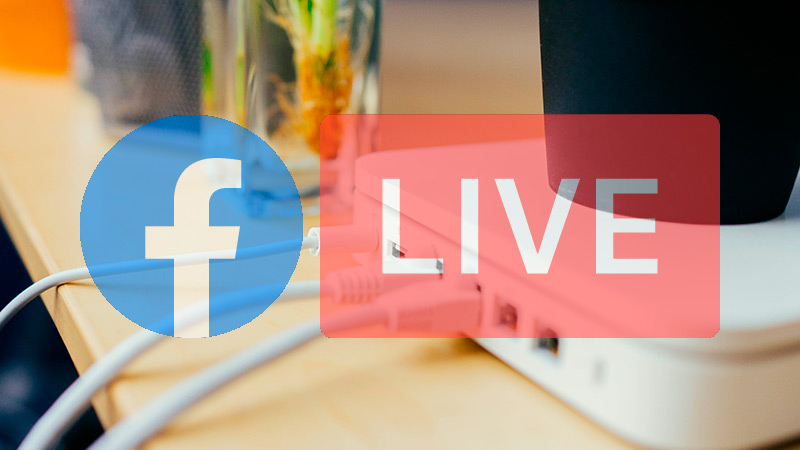 What's the ideal internet speed for seamless FB Live streaming?