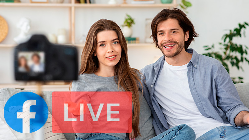 Learn step by step how to show your Facebook Live transmissions with the Internet users of your website
