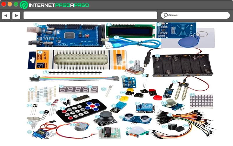 Arduino Starter Kit for Beginners K030007