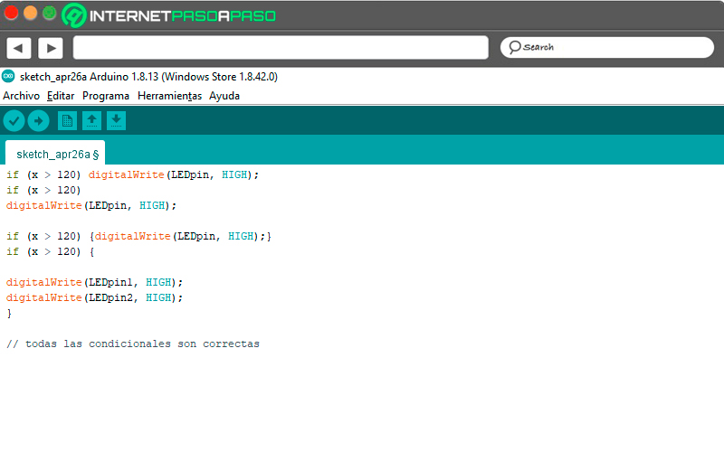 Other structures in Arduino programming that you should know to develop your own projects