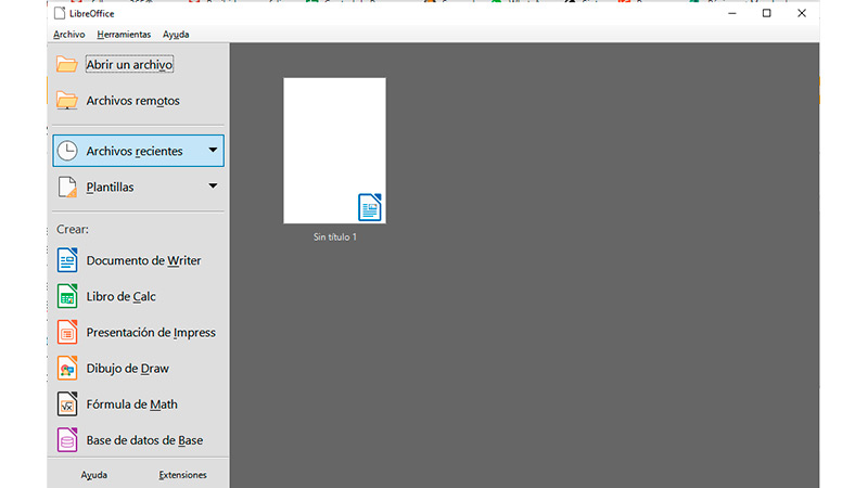 Other interesting tools in the LibreOffice package that you should know