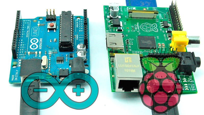 What are the main differences between Arduino and Raspberry Pi?