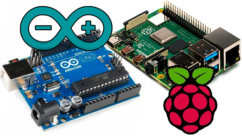 What are the benefits of combining Arduino and Raspberry Pi?