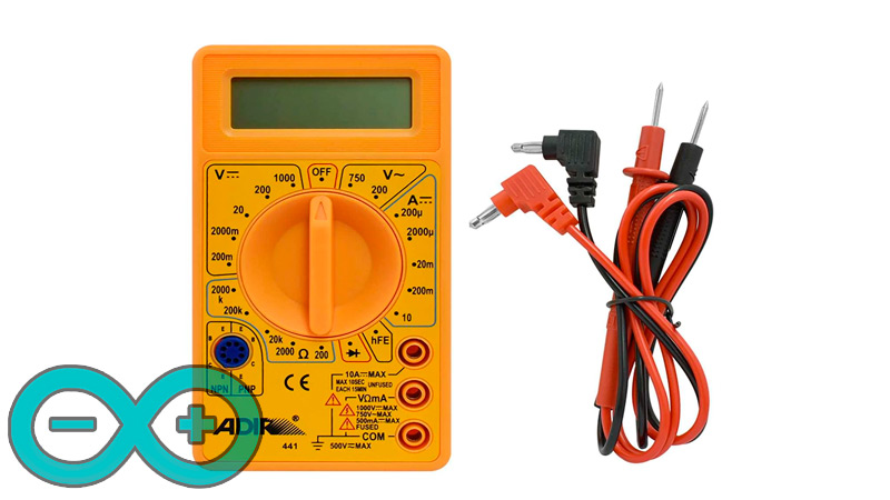 What is a multimeter and what is this tool for in electronics?
