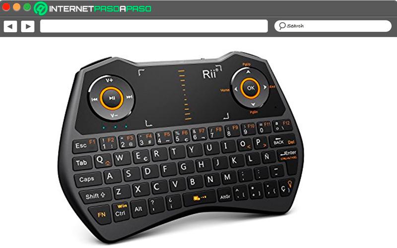 Rii Mini i28C Wireless Keyboard