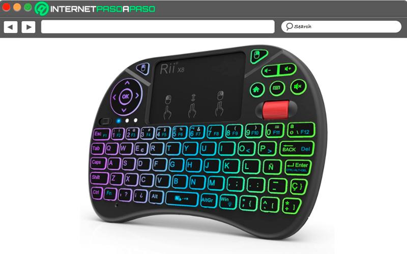 Rii X8 Wireless Keyboard