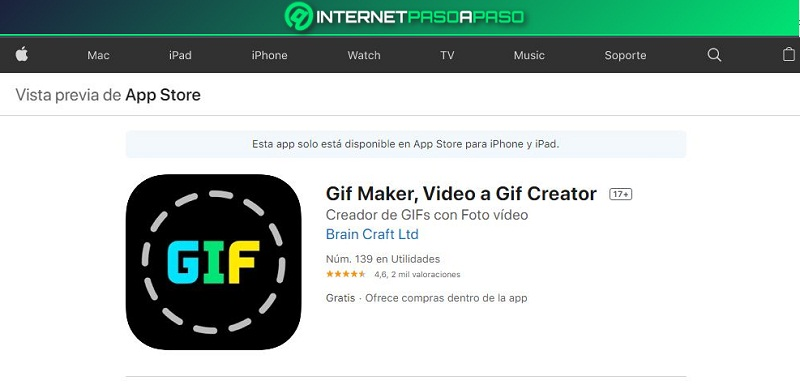 GIF Marker, Video to GIF Creator