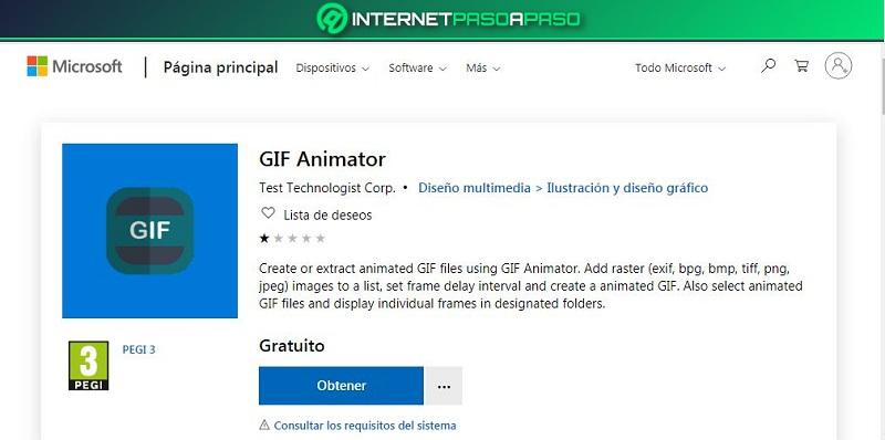 Microsoft GIF Maker