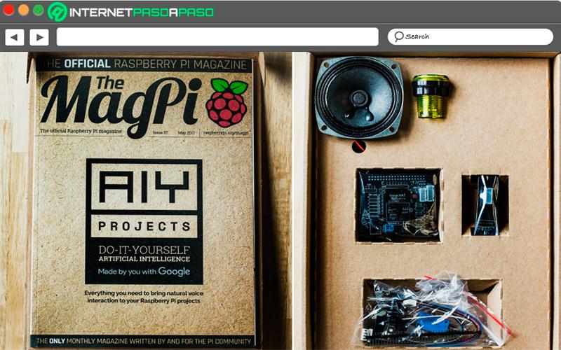 Assemble the AIT Project kit