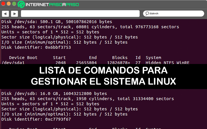 List of the best commands to manage Linux system that you should know