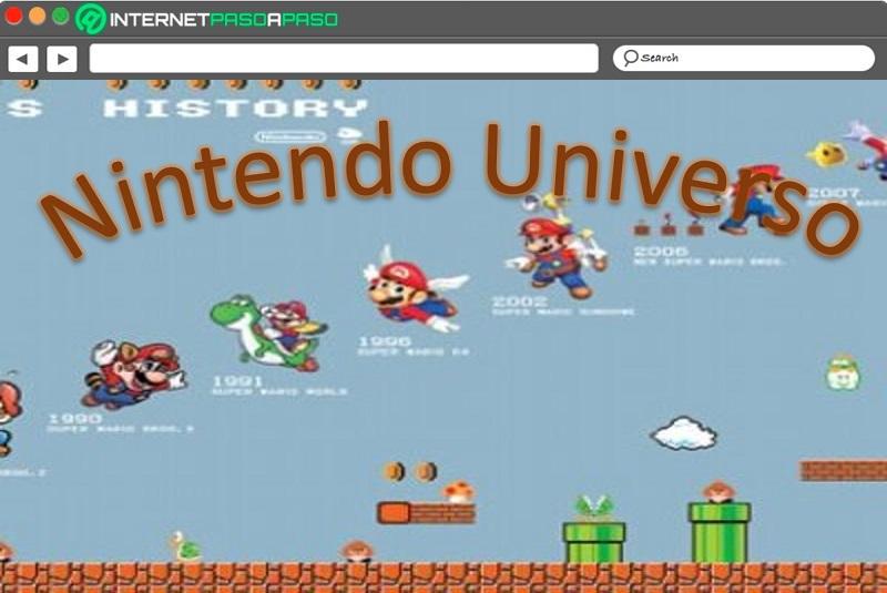 Nintendo universe