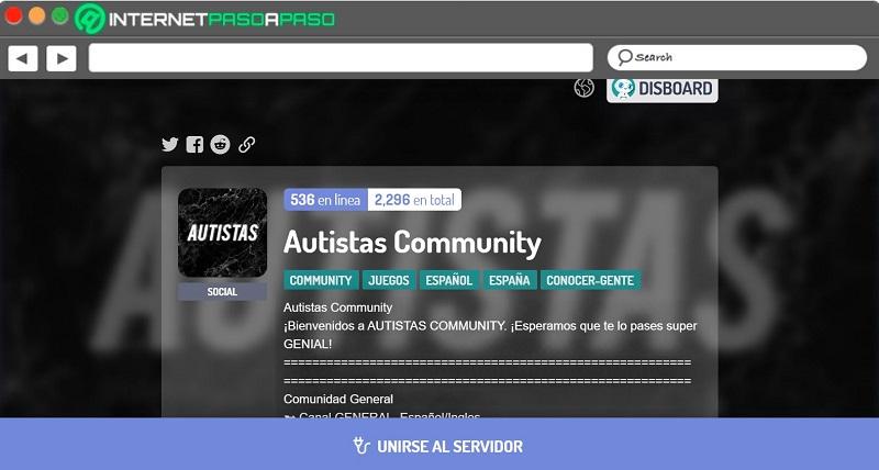 Autistic Community