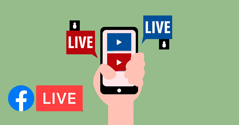 Learn step by step how to increase your audience on Facebook Live and improve the reach of your live videos