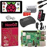 Raspberry Pi 3 B + (B Plus) Ultimate Kit - Full Set Includes Motherboard ...