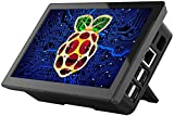 Raspberry Pi Touch Screen Monitor, EVICIV 7 Inch IPS Screen ...